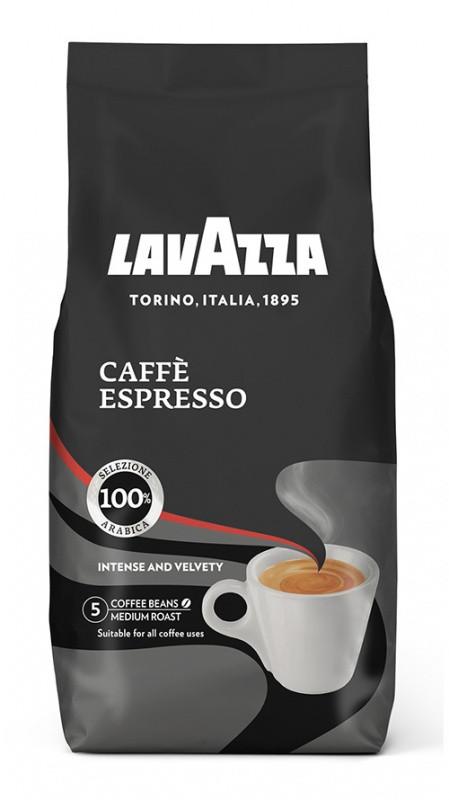 Кофе в зернах Lavazza Espresso 500грамм