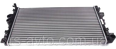 Радиатор охлаждения MB Vito (W639) 03- (-/+AC)