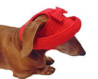 Летняя шапка для маленьких собак и котов,панамка для таксы