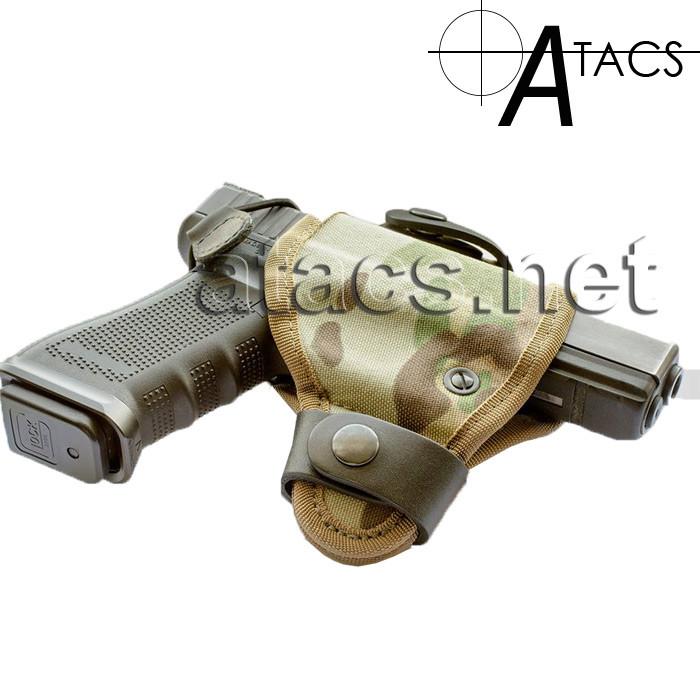 Кобура поясная A-line C91 для ГЛОК, мультикам
