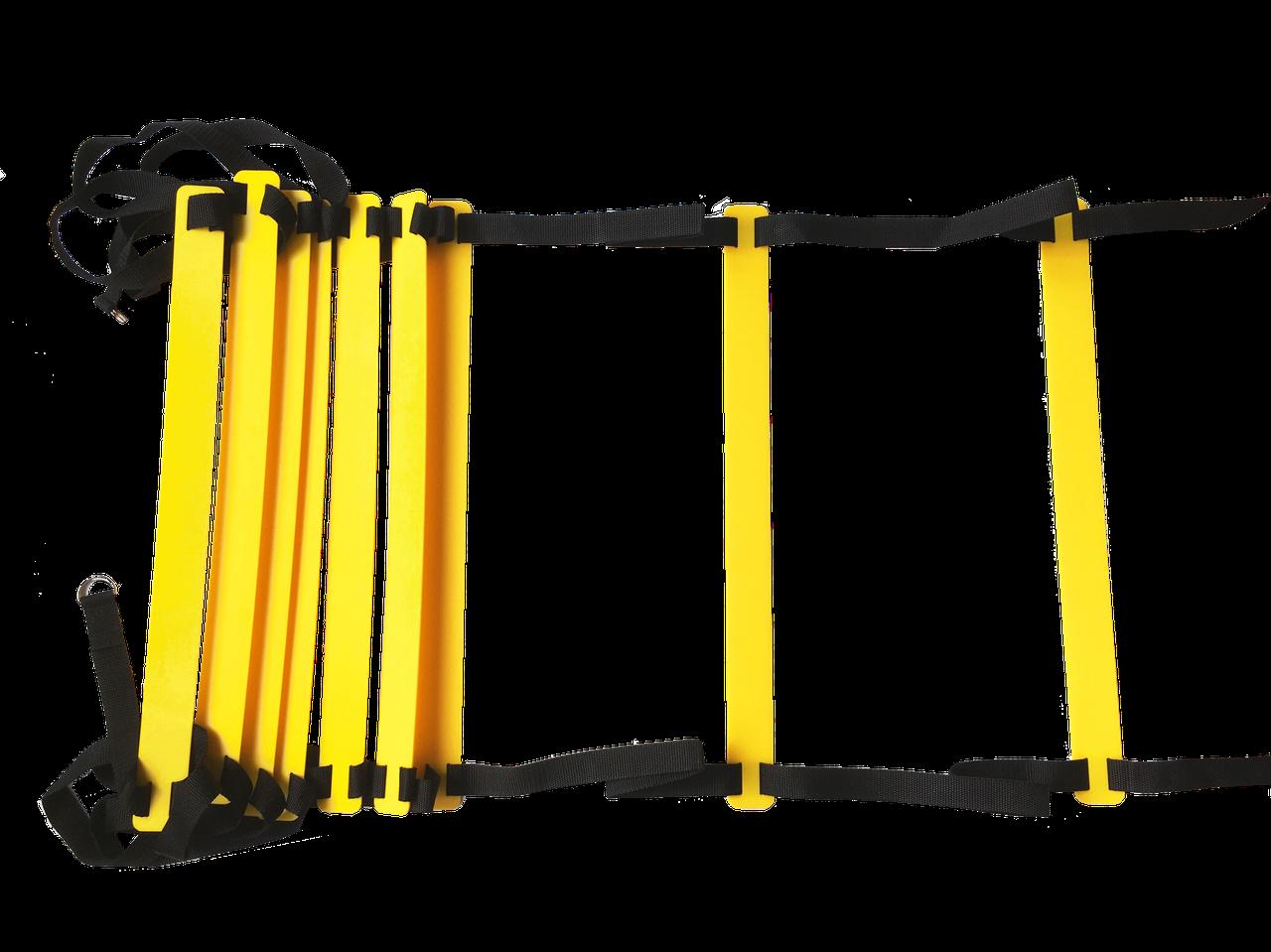 Координационная лестница, скоростная дорожка 12 ступеней 5 м