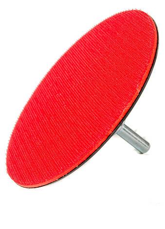 Насадка шлифовальная PWSZ 30 A2 Parkside 125мм Красный, Серебро, фото 2