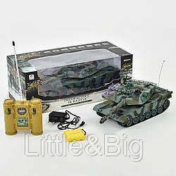 Танк на радиоуправлении (Abrams М1А2) арт. 99804