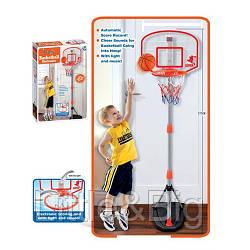 Баскетбольное кольцо на стойке арт. 6041