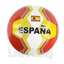 Мяч футбольный размер №5 ИСПАНИЯ арт. 779-001