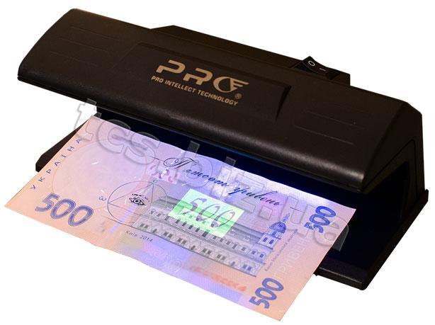 PRO 7 LED Cвітлодіодний УФ-детектор валют