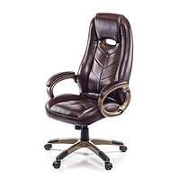 Кресло АКЛАС Брук PL TILT коричневый (07261)