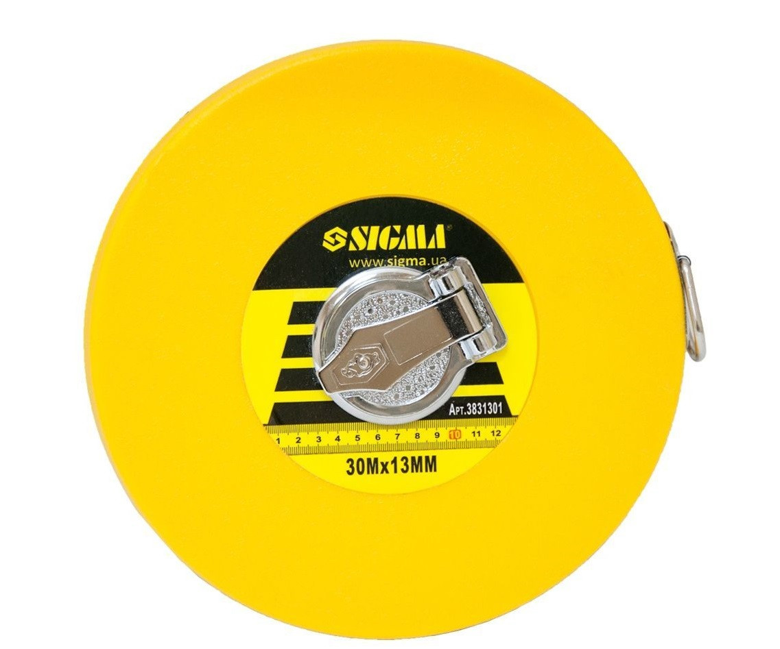 Рулетка 30м Sigma (3831301)