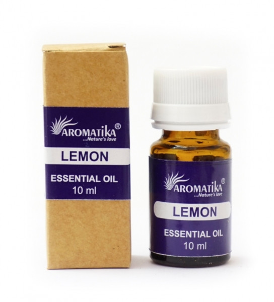 Масло Эфирное Oil Lemon 10 мл