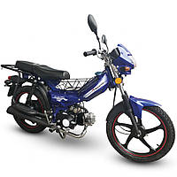 Мотоцикл SPARK SP110C-1WQN (синий,черный,красный) + ДОСТАВКА бесплатно, фото 1