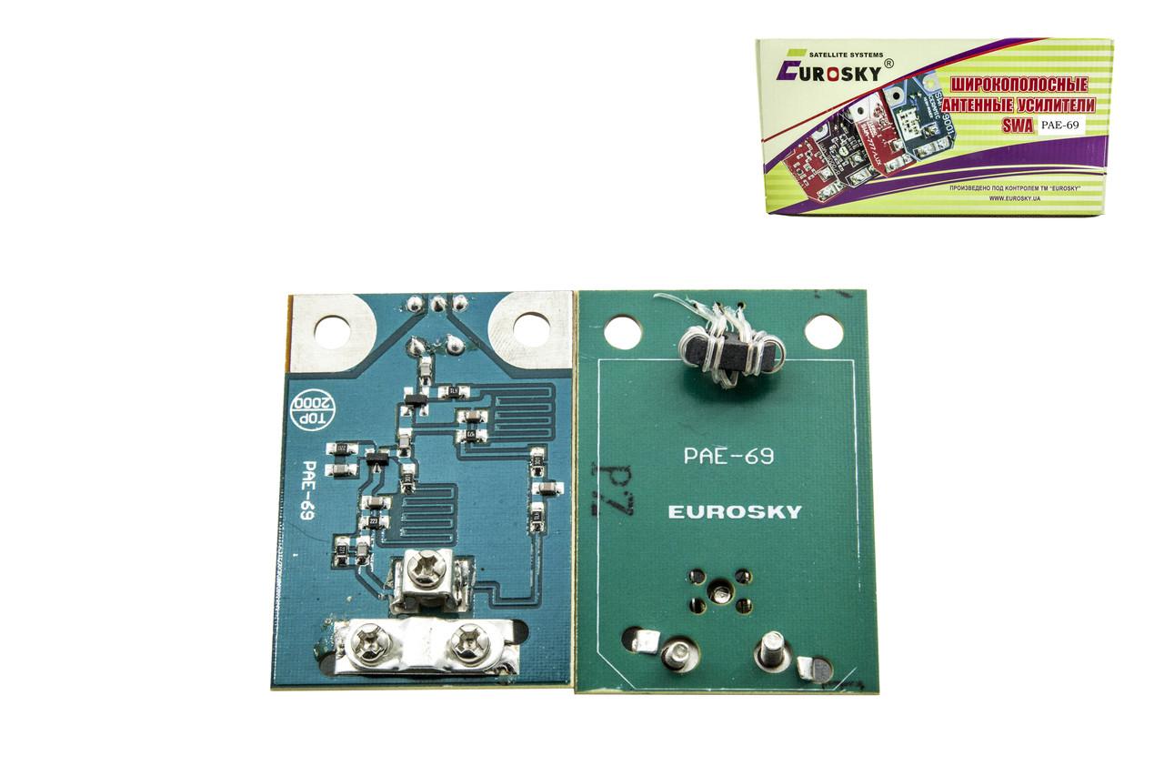 Антенный усилитель EUROSKY PAE-69