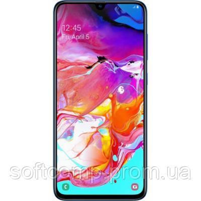 Мобильный телефон Samsung SM-A705F/128 (Galaxy A70 128Gb) Blue (SM-A705FZBUSEK), фото 1