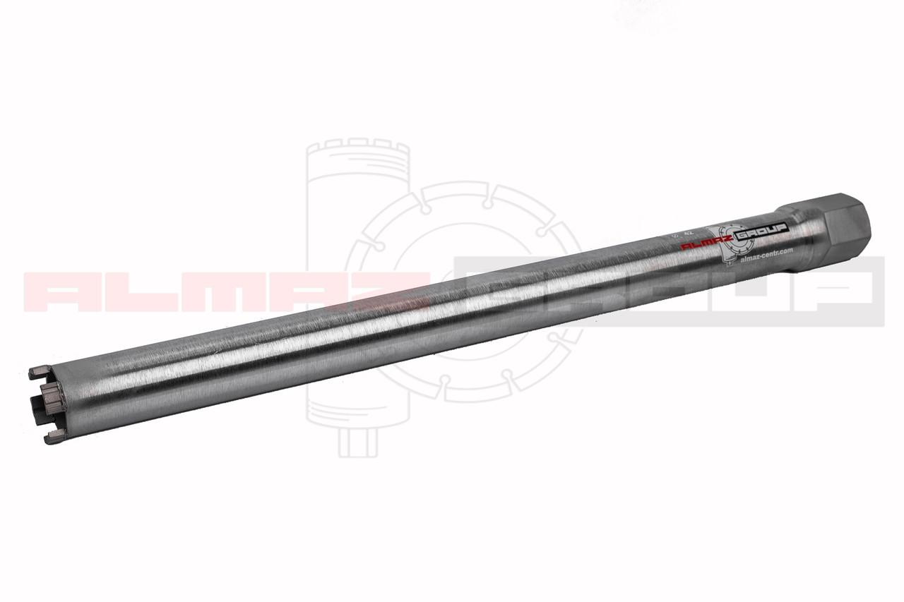 Алмазная коронка Almaz Group Ø 52 сегмент Turbo-X