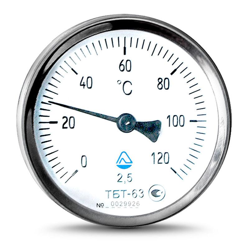 Термометр биметаллический ТБТ
