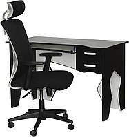 Стол для ПК Barsky Homework White HG-03/BM-04
