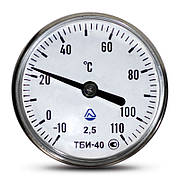 Термометр биметаллический ТБІ