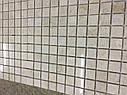 Мраморная Мозаика Полированная МКР-2П (23x23) 6 мм Victoria Beige, фото 2