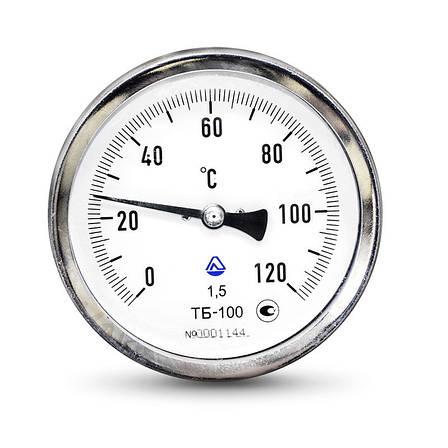 Термометр биметаллический ТБ, фото 2