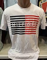 Мужские брендовые футболки Hilfiger турецкая реплика