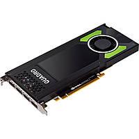 Видеокарта  NVIDIA Quadro P4000, 8GB, 4 DP (490-BDTC)