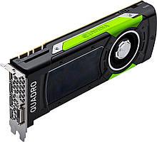 Видеокарта NVIDIA Quadro P6000 24GB Graphics (Z0B12AA)