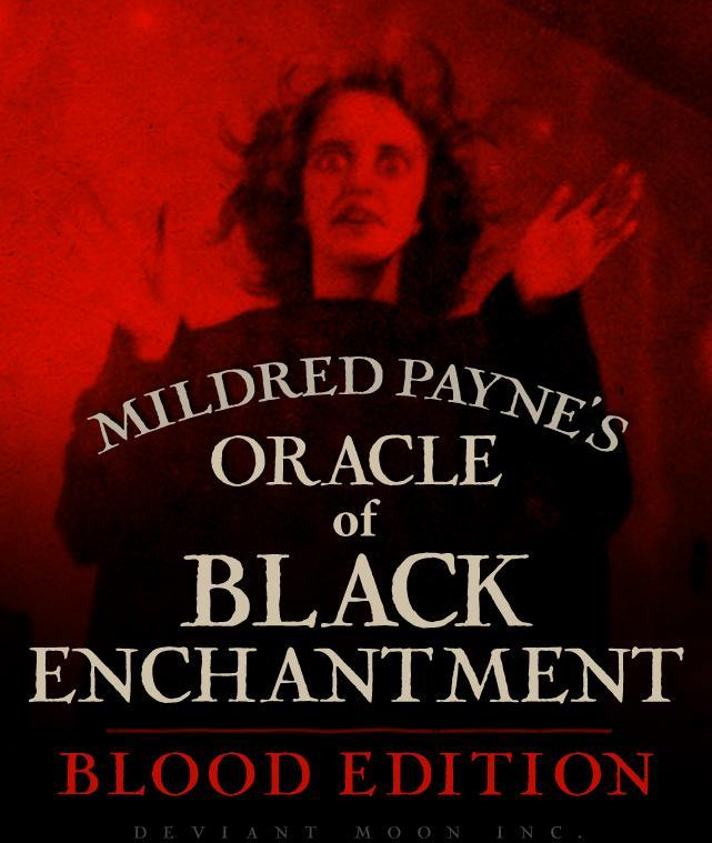 Blood Edition - Oracle of Black Echantment