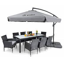 Зонт садовый EMPOLI 300см серый, фото 2