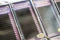 Ресницы Нагараку отдельная длина изгиб С 0.07 8 мм