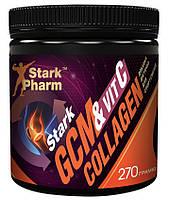 Здоровье суставов Stark Pharm - GCM Collagen & Vitamin C (270 грамм)
