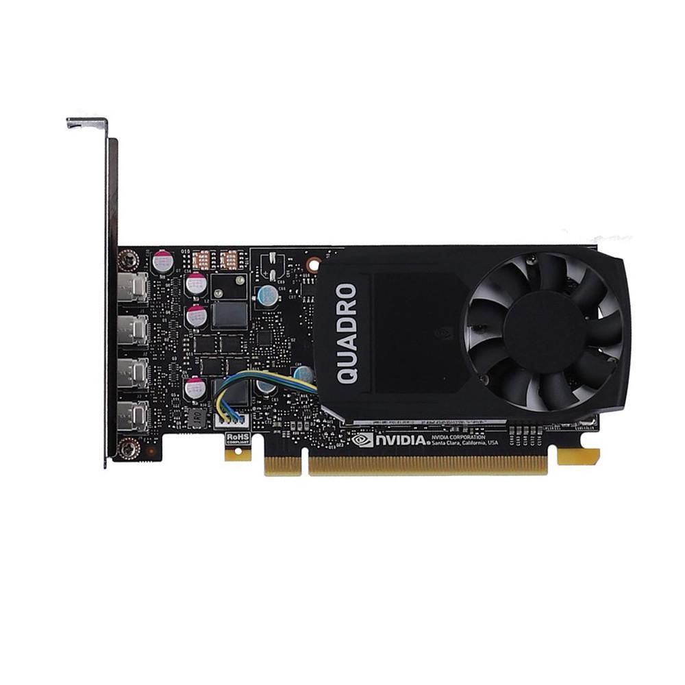 Видеокарта NVIDIA Quadro P620 2GB Kit OEM noBOX (3MD40AV)