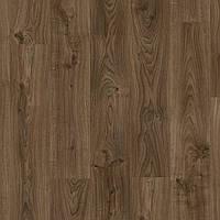 Виниловая плитка Quick-Step Livyn Balance Click BACL40027 Дуб коттедж темно-коричневый