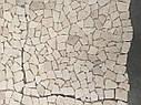 Мраморная Мозаика Стар.Валт. МКР-ХСВ (хаотичная) 6 мм Victoria Beige 23x15 мм, фото 4