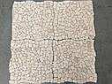 Мраморная Мозаика Стар.Валт. МКР-ХСВ (хаотичная) 6 мм Victoria Beige 23x15 мм, фото 8