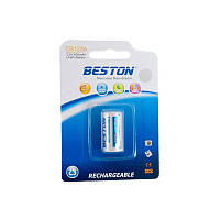Акумулятор Beston CR123A 600mAh Lithium