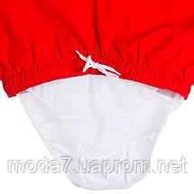 Шорты мужские для купания красные Польша 1, фото 3