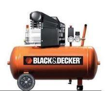 Компрессор BLACK&DECKER 50L 2.0KM 8BAR 220 L/min