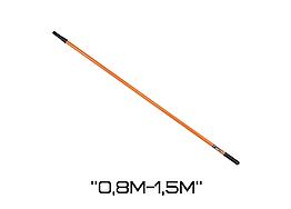 """Ручка для валика телескопическая """"Polax"""" 0,8м-1,5м"""