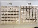 Мраморная Мозаика Стар.Валт.Ант. МКР-2СВА (23x23) 6 мм Beige Mix, фото 5