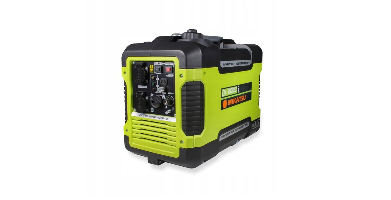 Инверторный генератор  MIKATSU QL2000i  2000 W