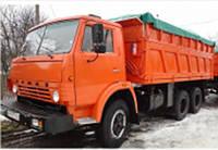 Тент-накидка на КАМАЗ 53212