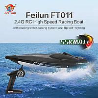Огромный катер Fei Lun FT011 Racing Boat 65см, 55 км\ч  бесколлекторный двигатель
