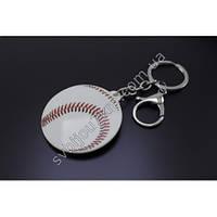 """Брелок для ключей бейсбольный мяч оптом """"Baseball keychain"""""""