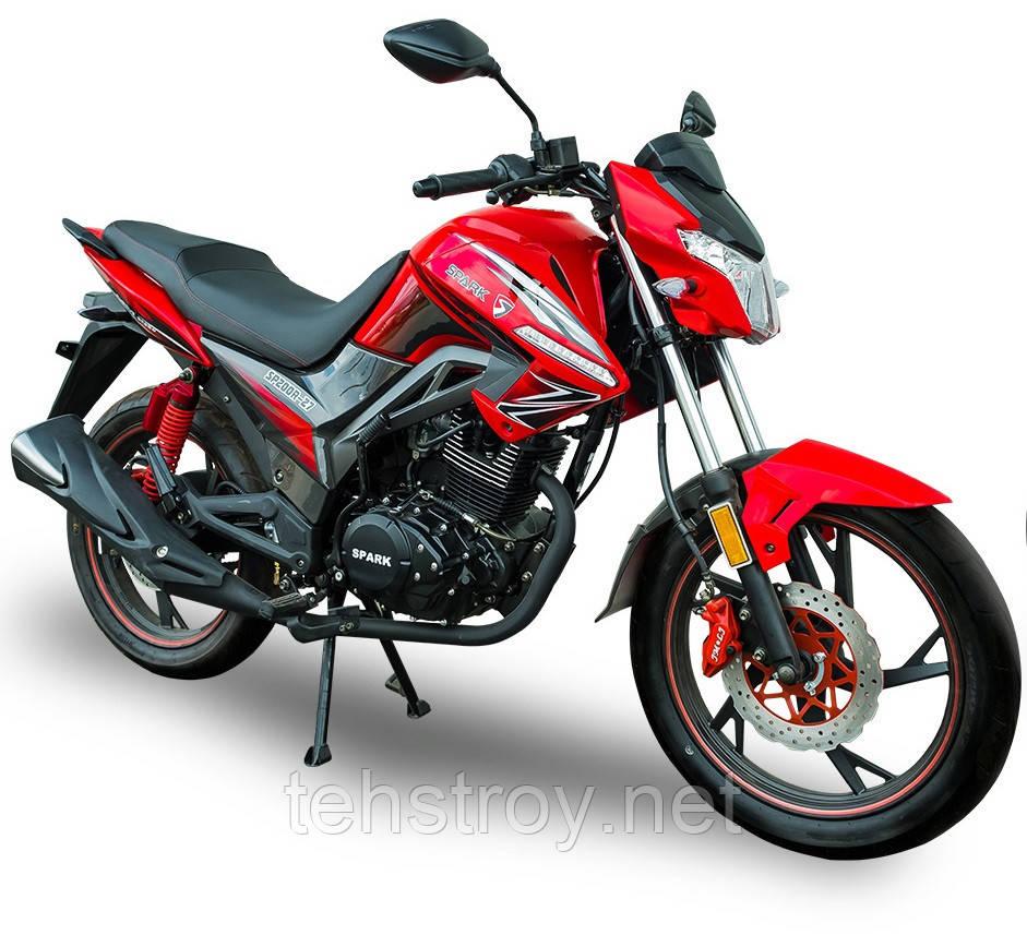 Мотоцикл SPARK SP200R-27 + Доставка бесплатно
