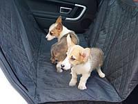 Накидка - гамак на сидение авто для перевозки животных 144*175 см