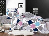 Двуспальный размер постельного белья ткань Бязь