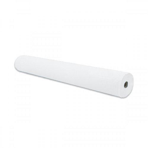 Одноразовая простынь в рулоне Спанбонд Polix PRO&MED 25 г/м² 0,6x100 м Белая