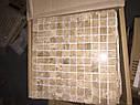 Мраморная Мозаика Полированная МКР-2П (23x23) 6 мм Emperador Light, фото 5
