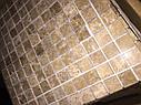 Мраморная Мозаика Полированная МКР-2П (23x23) 6 мм Emperador Light, фото 4