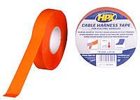 HPX EV1925 Cable Harness Tape - тканевая высокотемпературная лента для защиты кабелей двигателя 19 мм x 25 м
