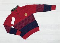 Детский свитер для мальчика 5-6,7-8,9-10 лет